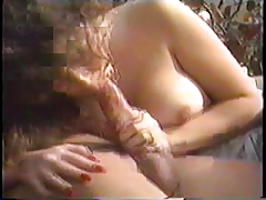 Frankie Leigh Eighties Vintage Suck Fuck & Suck Off Loop