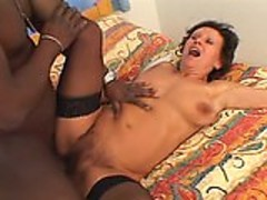 Dasa Mature And Black