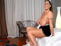 Hot Milf Maid