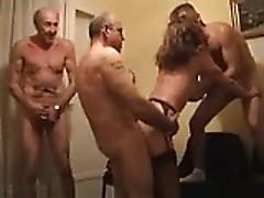 Milf Gangbang 7