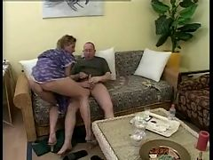 Horny Housewife German F70