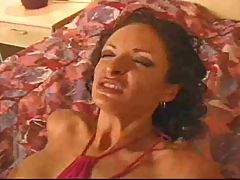 This Lady Just Loves Anal Fuck With Husband Watching