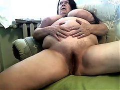Granny In Cam