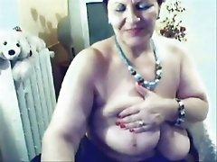 Stolen Video Of My Horny Busty Mum