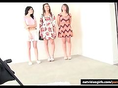 3 Best Friends 1 Audition