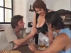 Busty Oma Wants To Feel Young Again