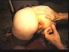 German Anal Fisting From Kitikat Club