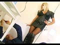 SEX IN NYLONS AND BOOTS
