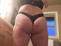 Round Thong Ass At Age 57 By Marierocks