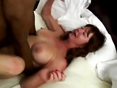Hot Wife Takes Big Black Cock In The Ass