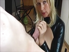 Cumslut 10 German Milf Blowjob And Swallow Cum