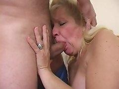 Mother Seduces Boy