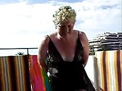 Nasty Granny Still Loves Cock !