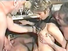 3 Bisex Daddy And A Girl Have Fun