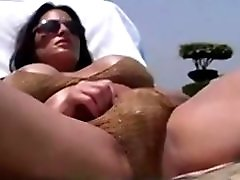 Ava Lauren Fucked Poolside