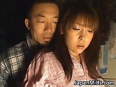 Horny Japanese Milfs Sucking And Fucking Cock Jav 1 By