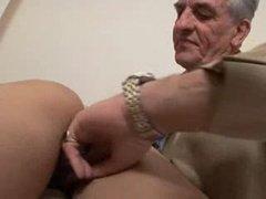Grandpa And Sahara Knite Brighteyes69r