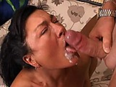 Italian Mature Hot Fuck On Sofa