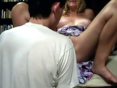 Homemade Making Wife Squirt