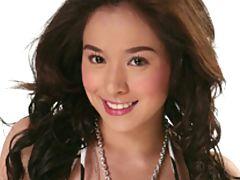 Cristine Reyes Jerk Off Challenge