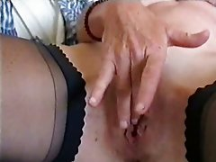 My Kinky Mom Rubbing Her Big Pussy Stolen Video