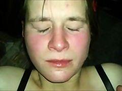 Amateur Teen Chick Facial