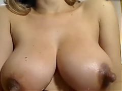 Big Huge Hard Mature Milf Nipples Tits Boobs Ice