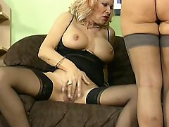 Sperm Letters 4 With Babette Blue And German Mature Sluts