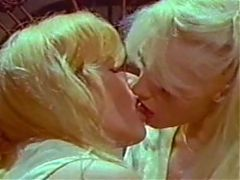 Blonde Making Out