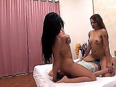 Mfx Newmfx Mf 5928 Erika Ludmila & Natasha Facesitting Delicious