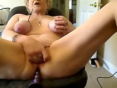 Granny Shows Us How To Have Fun