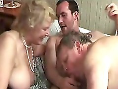 Bi Sex Matures Threesome