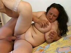 Nice Big Fat Saggy Tits