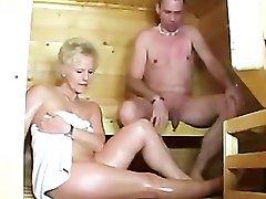 Sauna Sex With Horny Mature Women German German Ggg Spritzen Goo Girls