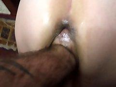 Huge Dildo & Double Fuck