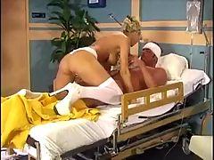 Blonde Teen Nurse Sammi Rhodes