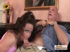 Busty Milf Gets Fucked By A Thick Cock
