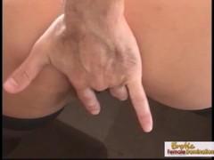 Horny Natural Tit Milf Is A Nasty Slut