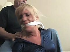 Blondie Tied