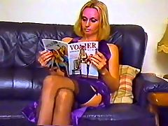 Mature Women And Two Gigolo