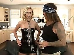 Kelly In Boots Complete Savage Gangbang