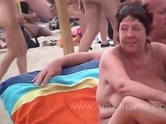 Sexy Moments On The Beach