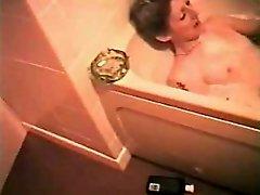 Bath Scrubber Enema