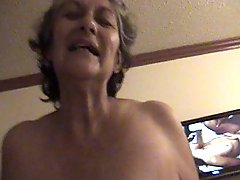 Older Slut In A Motel
