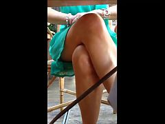 Wife Open Legs