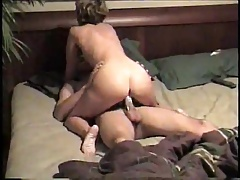 Milf Cums On Young Hung Friend