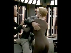 Jeri Ryan Star Trek Booty Compilation Mq