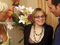 French MILF Anal Fuck