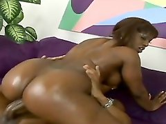 Surprising Black Milf Big Tits Round Ass Good Sex