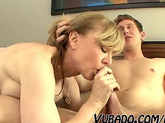 He Fucked His Step Mom !!